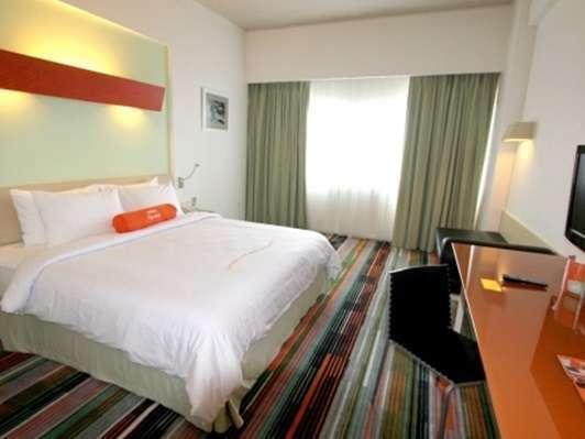 HARRIS Hotel Batam Center - Kamar tidur