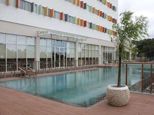HARRIS Hotel Batam Center - HARRIS Pool