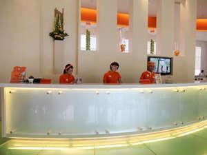HARRIS Hotel Batam Center - Reception
