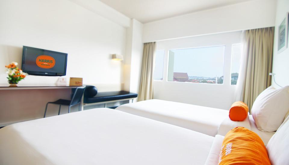 HARRIS Hotel Batam Center - Harris Room Twin Bed - City View 4