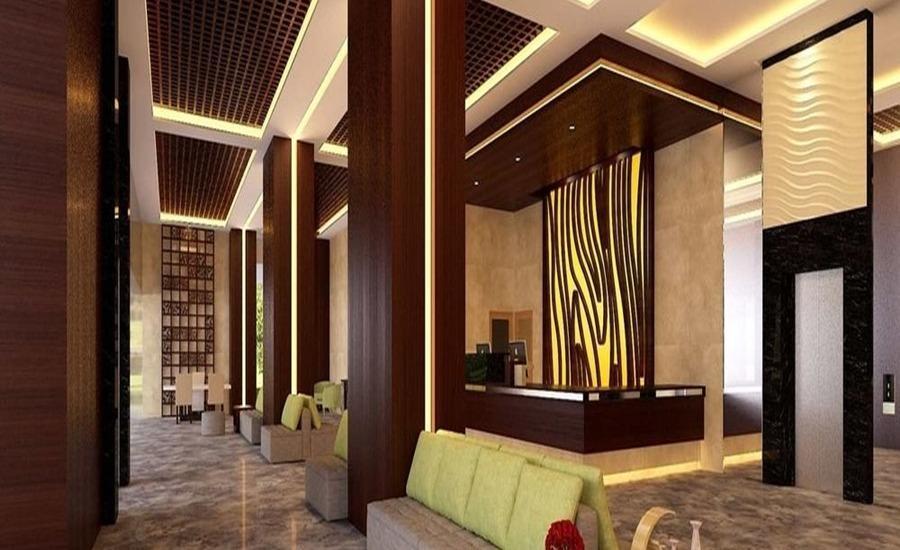 Grand Whiz Poins Square Simatupang Jakarta - Interior