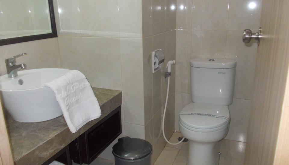 Hotel Prima Cirebon - Bathroom Standar