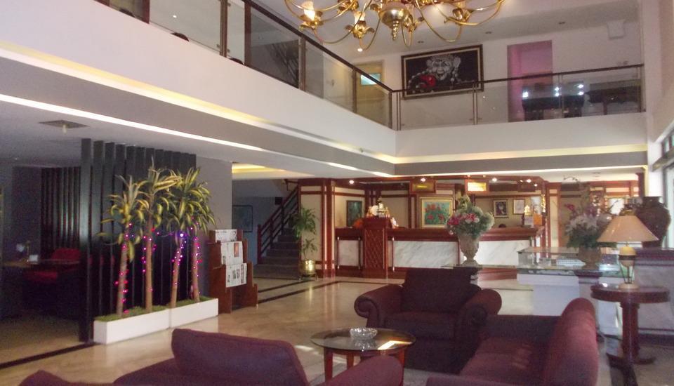 Hotel Prima Cirebon - Lobby Hotel