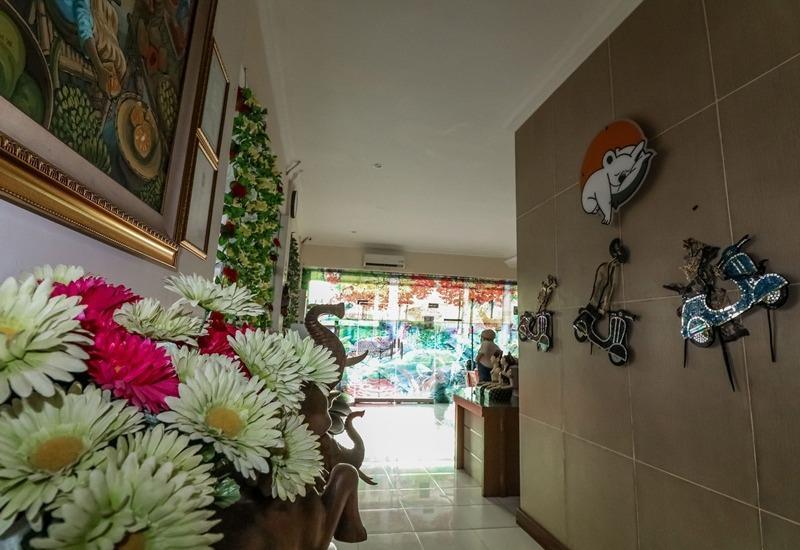 NIDA Rooms Sutomo 2 Pakualaman - Pemandangan Area