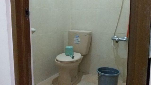 Hotel Keprabon Solo - Kamar mandi