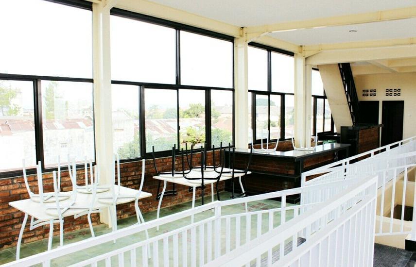 Nostos Guest House Wonosobo - Restaurant