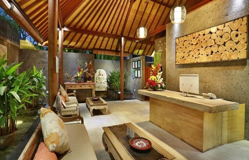 Legian Kriyamaha Villa Bali - Lobi