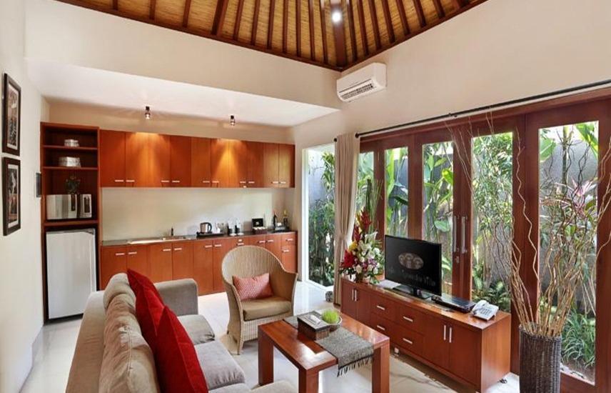 Legian Kriyamaha Villa Bali - Interior