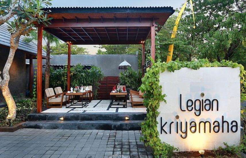 Legian Kriyamaha Villa Bali - Eksterior