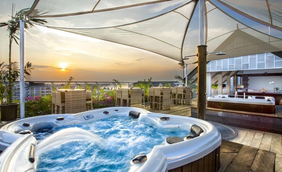 Hotel Zia Bali - Seminyak Bali - Kolam Renang