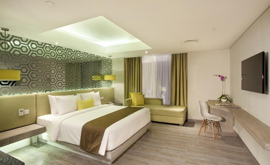 Hotel Daun Bali Seminyak Bali - Deluxe Room Regular Plan