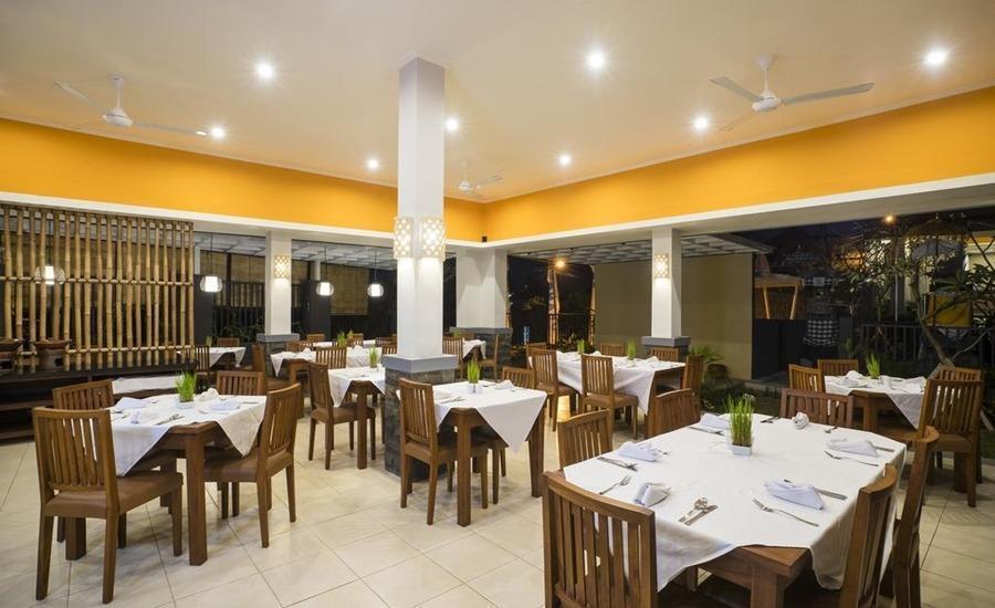 Umah D' kampoeng Bali - Restoran