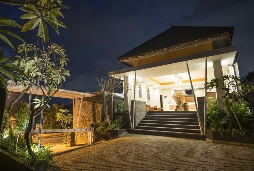 Umah D' kampoeng Bali - Eksterior