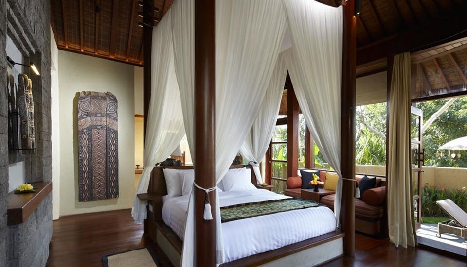 Waka Gangga Resorts Bali - Kamar Tidur