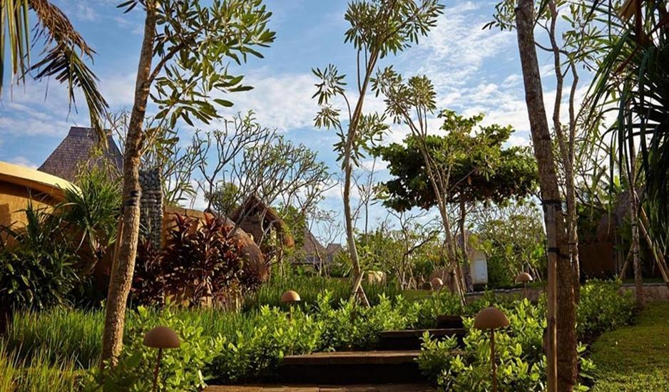 Waka Gangga Resorts Bali - Garden View