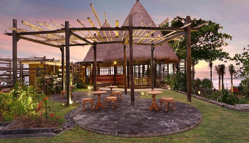 Waka Gangga Resorts Bali - Restoran