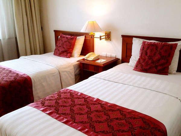 Twin Plaza Hotel Jakarta - Superior Tempat Tidur Twin