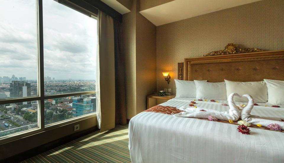 Twin Plaza Hotel Jakarta - Kamar Suite Grand Studio Regular Plan