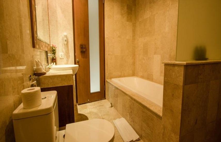 Labak River Hotel Bali - Kamar mandi
