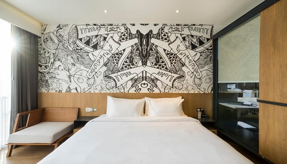 Artotel Sanur Bali - Bedroom