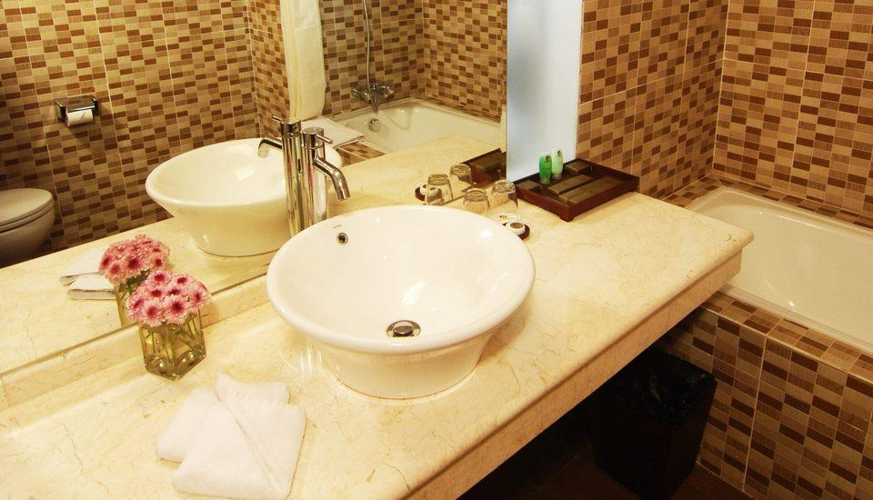 Hotel Arjuna Yogyakarta - Kamar mandi