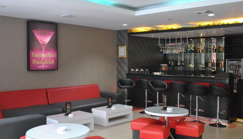 Hotel Arjuna Yogyakarta - Tamansari Pool BAR