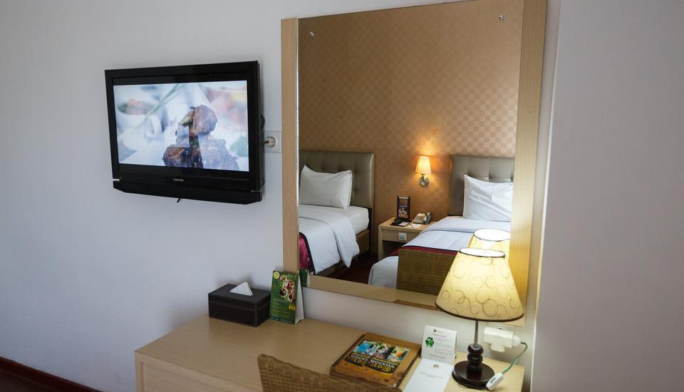 Hotel Arjuna Yogyakarta - Superior Room Regular Plan