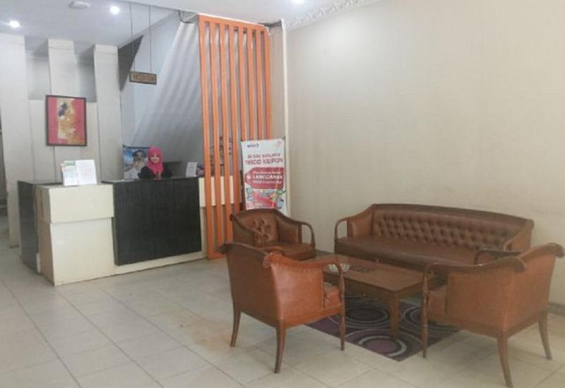 Hotel Akasia Pekanbaru - Resepsionis