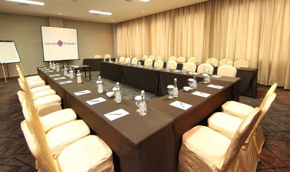 Grand Tjokro Bandung - Meeting Room