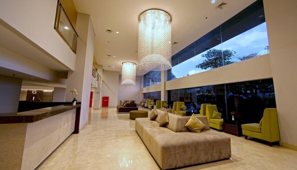 Grand Tjokro Bandung - Lobby