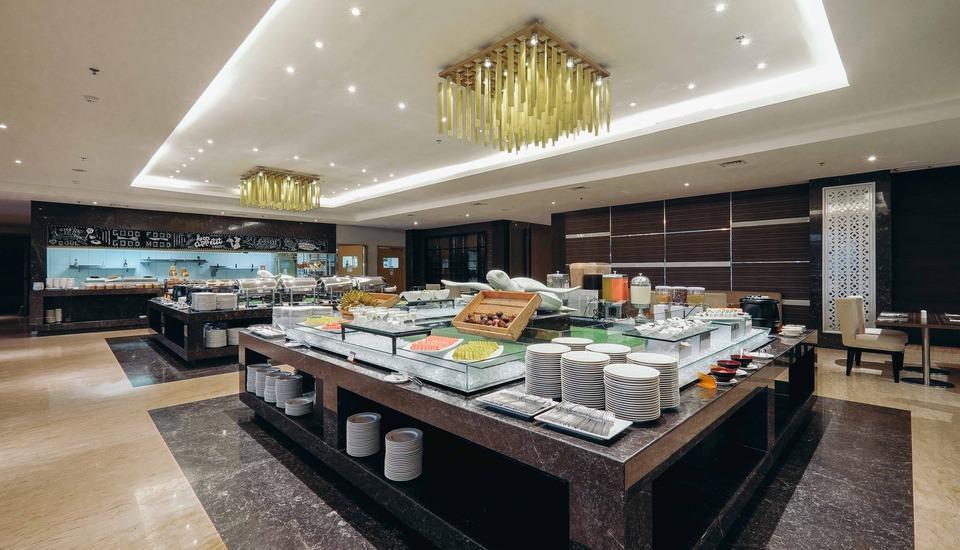 Grand Tjokro Bandung - Tjokro Restaurant Buffet