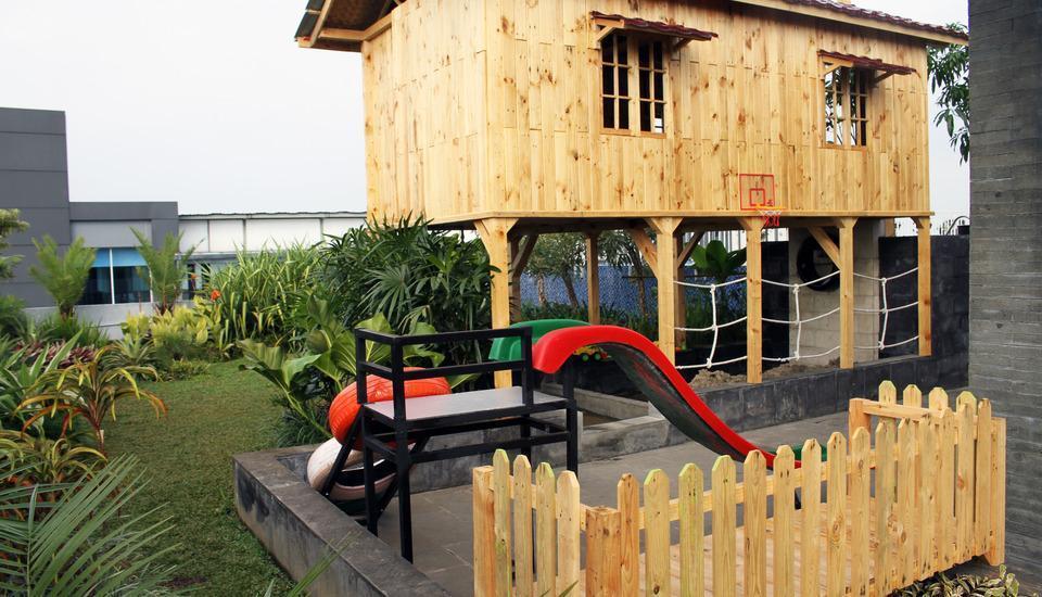 Grand Tjokro Bandung - Kids Playground