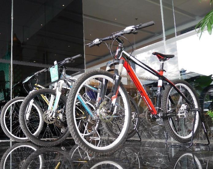 Grand Tjokro Bandung - Bicycle