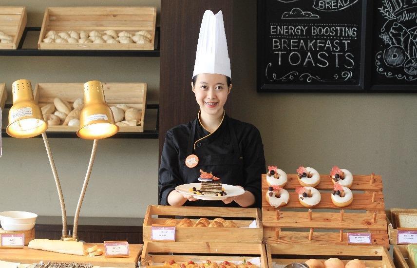 Grand Tjokro Bandung - Pastry Chef