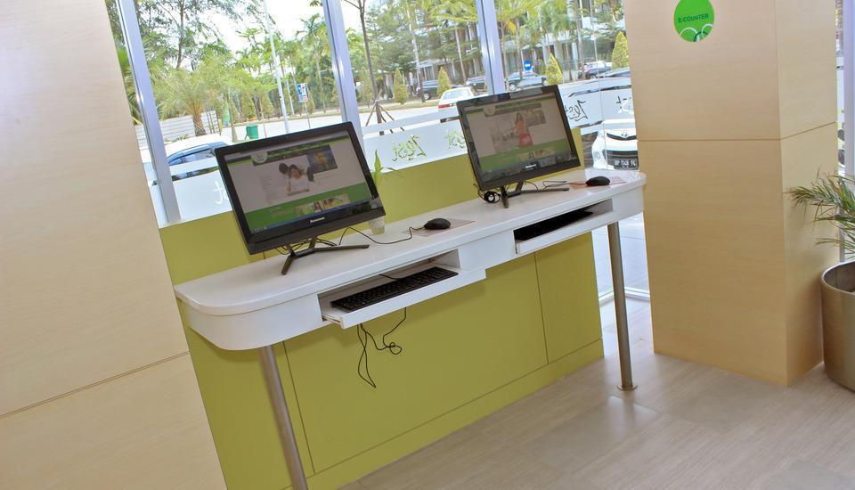 Zest Hotel Batam - Pojok Internet