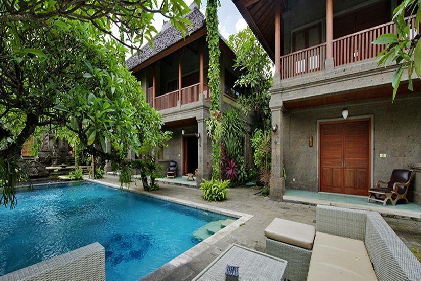 Taman Suci Villa Bali - Kolam Renang