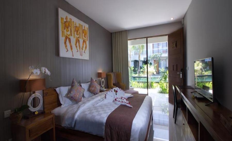 Abian Harmony Hotel Bali - Kamar tamu
