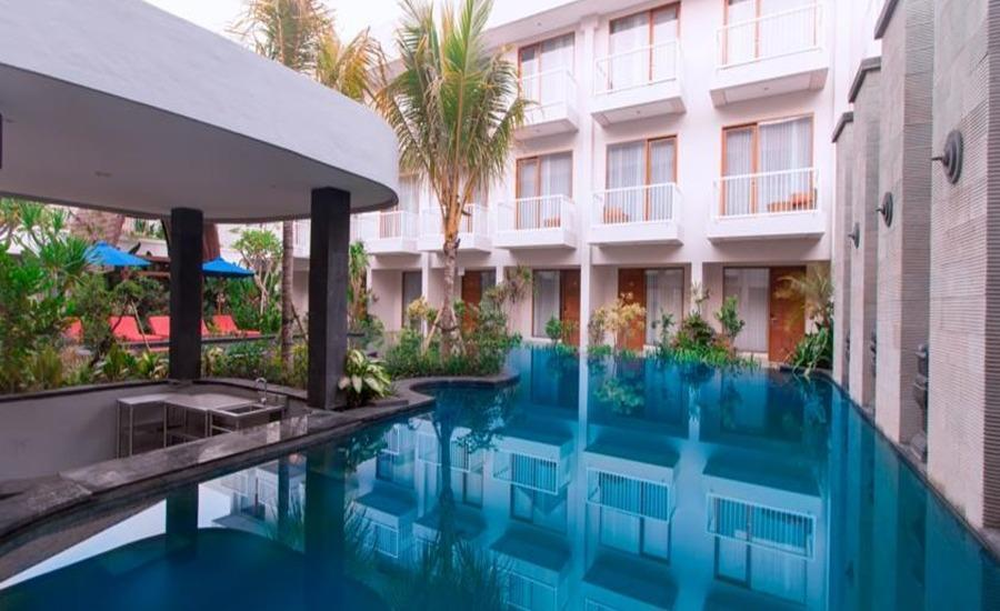 Abian Harmony Hotel Bali - Eksterior