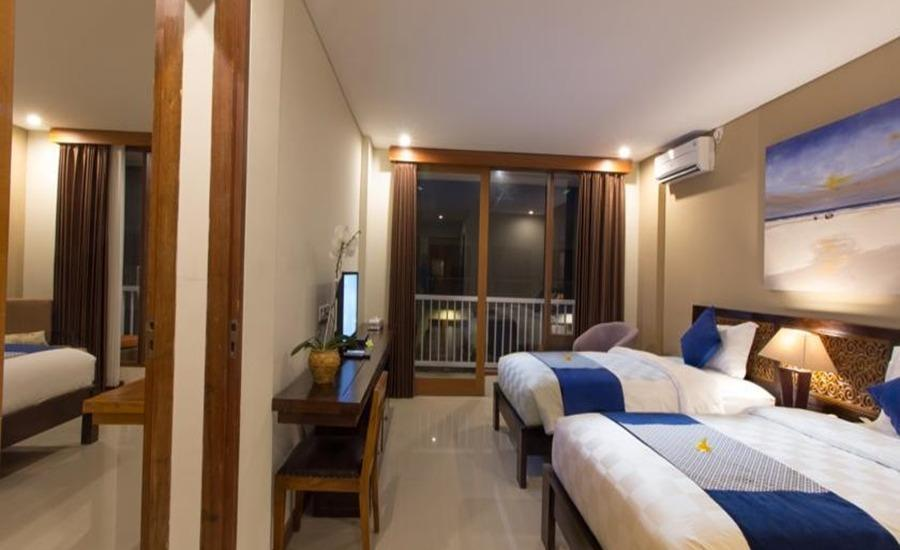 Abian Harmony Hotel Bali - Deluxe Room Basic Deal Discount 15%