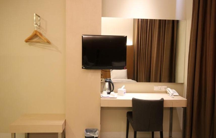 Sky Inn Express Hotel Batam - Kamar tamu