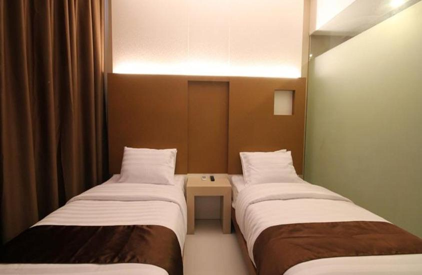 Sky Inn Express Hotel Batam - Express Twin Room Disc 20%