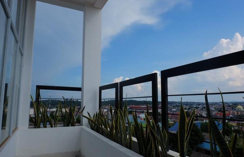 Sky Inn Express Hotel Batam - Balkon