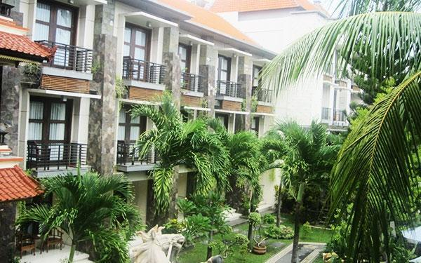 La Walon Hotel Bali - Tampilan Luar