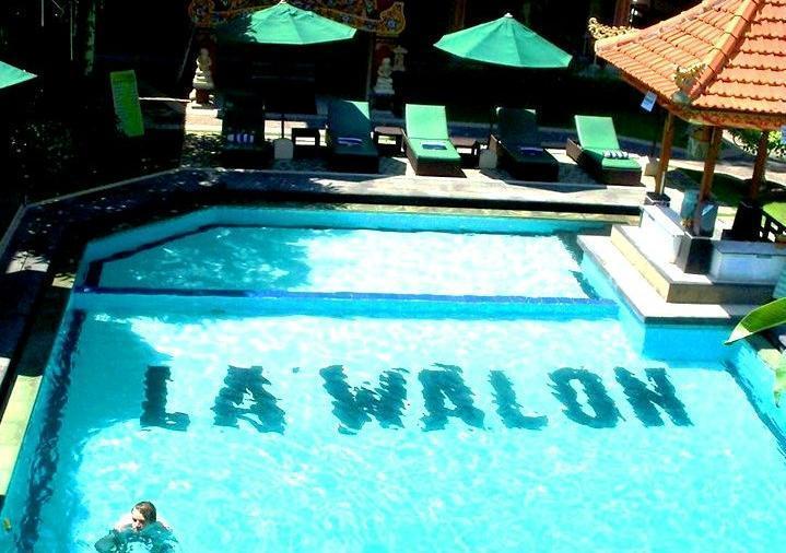 La Walon Hotel Bali - Kolam Renang