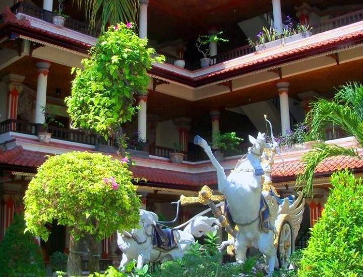 La Walon Hotel Bali - Bali bangunan