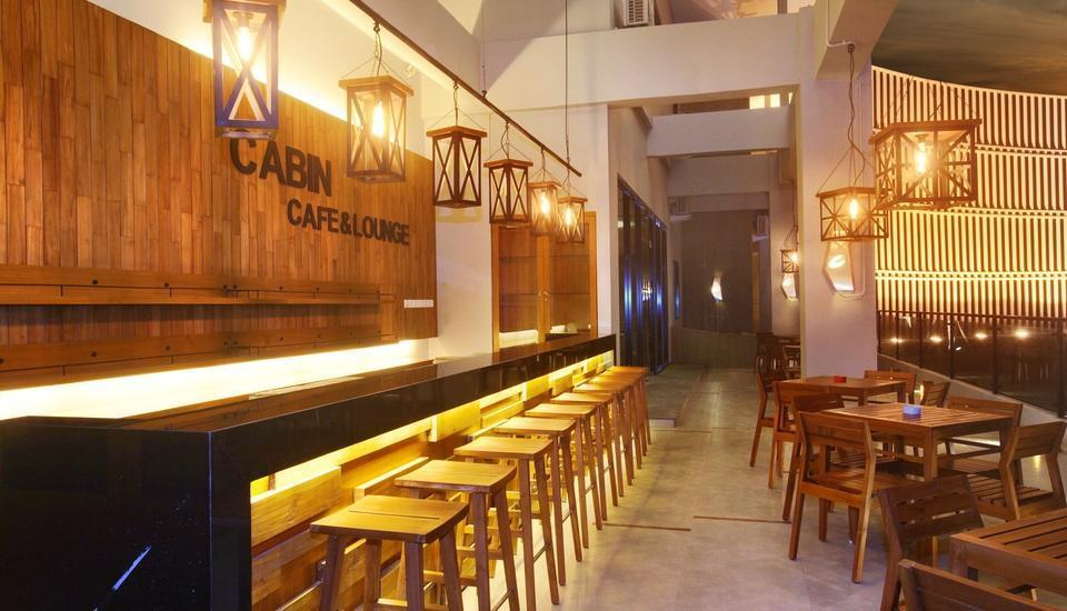 Cabin Hotel Jakarta - Open Air Brasserie