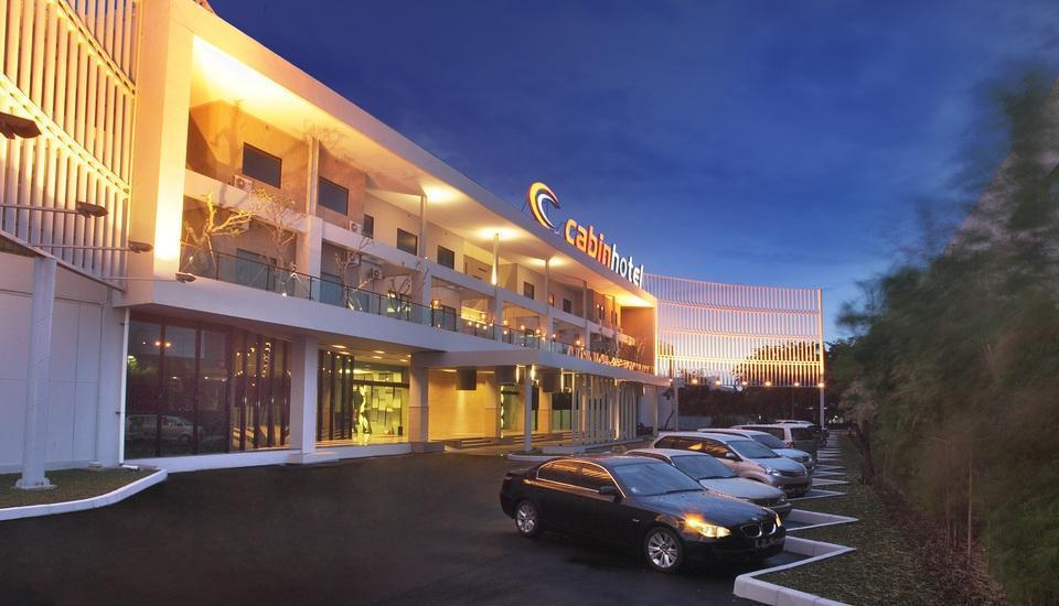 Cabin Hotel Jakarta - Hotel Building