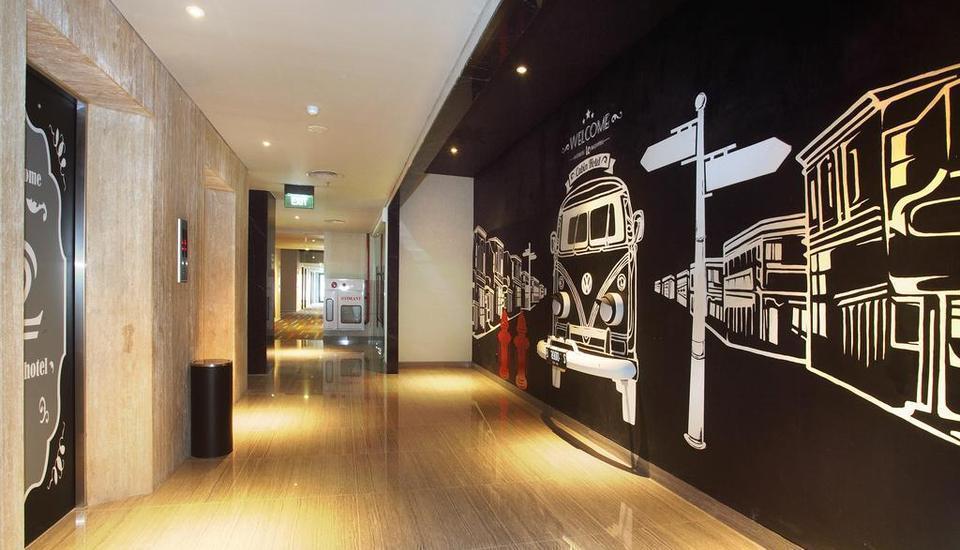 Cabin Hotel Jakarta - Hotel