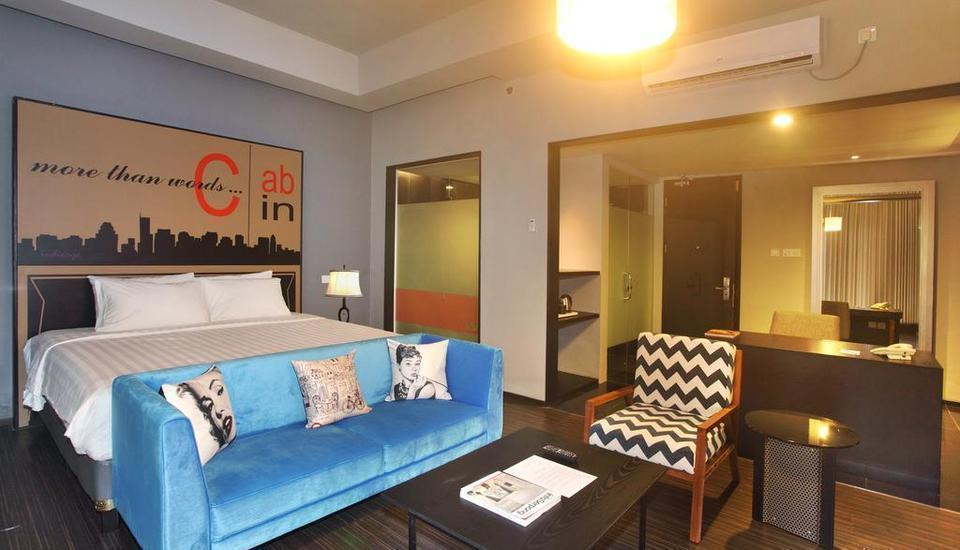 Cabin Hotel Jakarta - Room