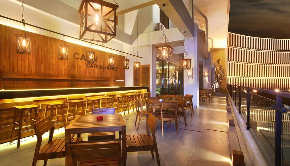 Cabin Hotel Jakarta - Restaurant